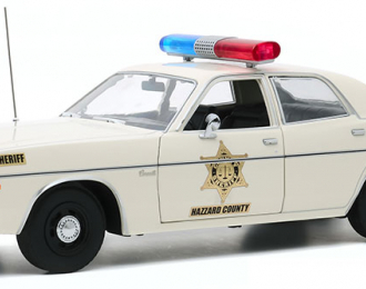 "DODGE Coronet ""Hazzard County Sheriff"" 1975"