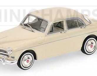VOLVO 121 Amazon Sedan (1959), white