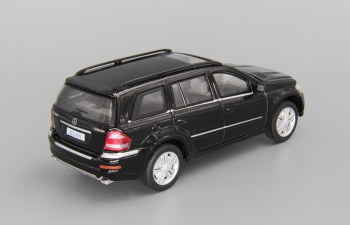 MERCEDES-BENZ GL500, Суперкары 57, black