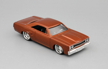 PLYMOUTH GTX 1970, brown