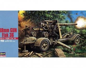 Сборная модель 88-мм орудие Flak 36