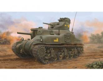Сборная модель M3A1 Medium Tank (1:35,Trumpeter)