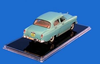 Горький M21В (1957-1958), серо-зелёный