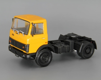 МАЗ 5433 седельный тягач (1987-1993), оранжевый