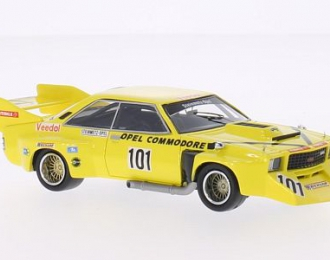 OPEL Stonemason Commodore B Jumbo #101 Stonemason-Opel 300 km Nurburgring P.Hoffmann 1974