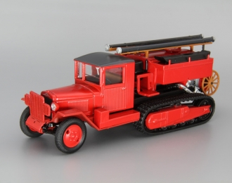 ЗИС-42 АЦ-ММПО, красный