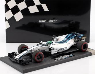 Williams Martini Racing Mercedes FW40 F. Massa Abu Dabi Last GP 2017