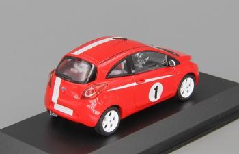 FORD Ka Grand Prix (2009), red
