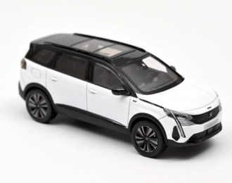 PEUGEOT 5008 GT Black Pack (кроссовер) 2020 Pearl White