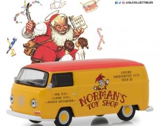 """VOLKSWAGEN T2 Van """"Norman's Toy Shop"""" 1969"""