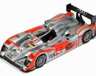 AUDI R10 TDi 15 Le Mans P1 (C.Bakkerud - C.Albers - O.Jarvis) 2010, red