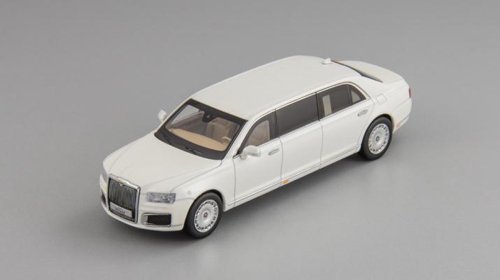 AURUS SENAT Limousine (2018), white