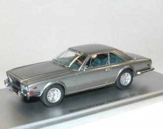 MOMO Mirage Coupe 5.7 V8 1971 Silver