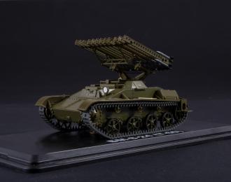 БМ-8-24 (Т-60), Наши танки 43