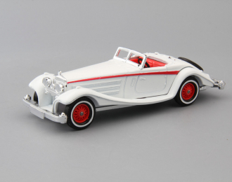 MERCEDES-BENZ 540K (1937), Models of  Yesteryear, white