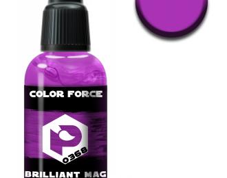 блестящий пурпурный (brilliant magenta)