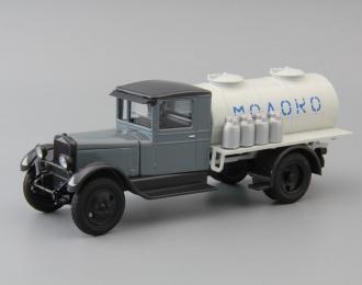 ЗиС-5 АЦ Молоко, серый / белый