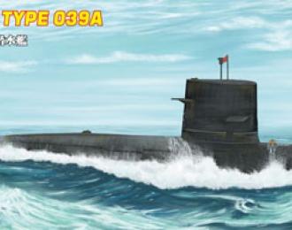 Сборная модель Подводная лодка The PLA Navy Type 039G submarine