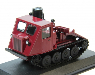 КТ-12, Тракторы 20, бордовый