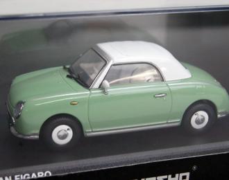 NISSAN FIGARO (1991), green