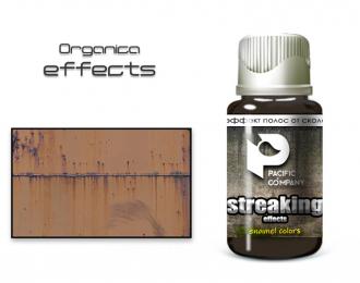 Эффект полос от сколов (drips from chipping)