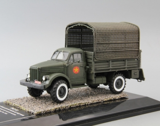 Горький-63 Вьетнам 1954, хаки