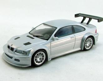 BMW M3 GTR, Суперкары 71, серебристый