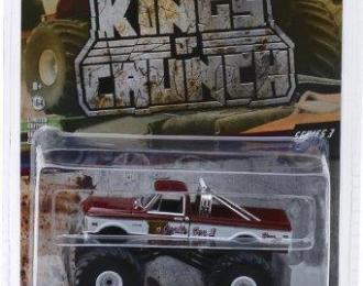 """CHEVROLET C20 Monster Truck """"Gentle Ben 1"""" Bigfoot 1972"""