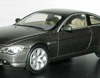 BMW 6er Coupe E63 (2003), stratus grau met.