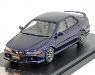 HONDA Accord Euro-R CL1 (2000), indigo blue