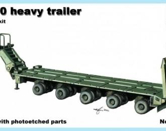 Сборная модель Американский тяжелый танковый транспортер M1000 (for HET)