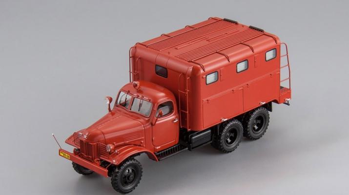 (Уценка!) ЗИС ПРМ-43, красный