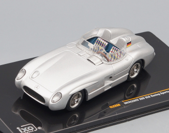 MERCEDES-BENZ 300 SLR Racing Sports Car 1955 Silver
