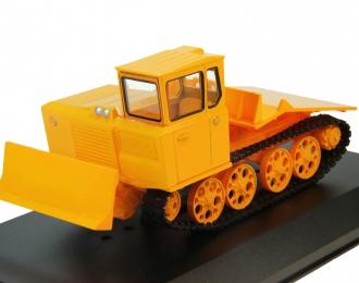 ТДТ-55А, Тракторы 27, оранжевый