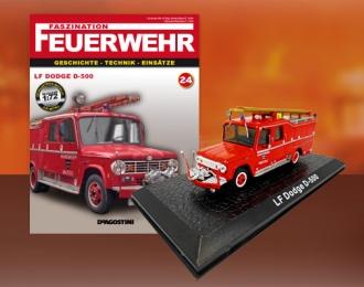 (Уценка!) Faszination Feuerwehr 24, LF Dodge D-500