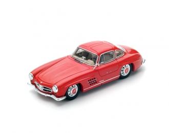 Mercedes-Benz 300SL 1956 (red)