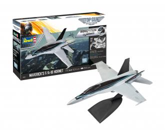 Сборная модель Maverick's F/A-18 Hornet 'Top Gun: Maverick' easy-click