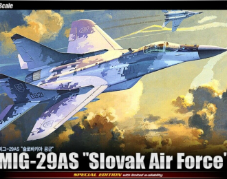 Сборная модель M-29AS Slovak Air Force Special Edition
