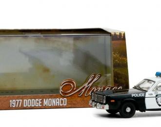 "DODGE Monaco ""Police Department City of Roseville"" 1977"