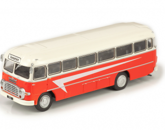 IKARUS 311 (1960), red / white