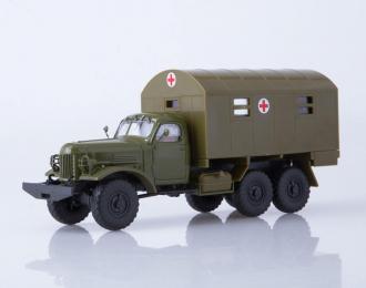 ЗИЛ-157 КУНГ-1М, хаки