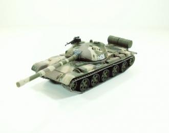 Т-62 танк, Русские танки 7