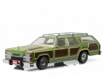 """FAMILY Truckster """"Wagon Queen"""" (Ford LTD Country Squire) 1979 (из к/ф """"Каникулы"""")"""
