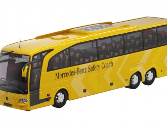 MERCEDES-BENZ Travego Safety Coach, yellow