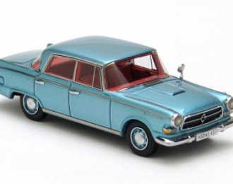 BORGWARD P100 1960, Blue Metallic