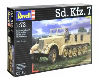 Сборная модель Полугусеничный тягач Sd.Kfz. 7, немецкий