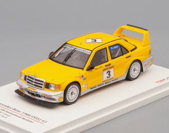 MERCEDES-BENZ 190E EVO2 South Africa GP 1990 3 Camel, yellow
