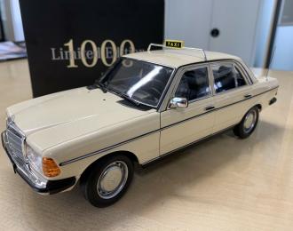 MERCEDES-BENZ 200 (W123) Taxi, beige