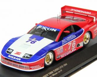 NISSAN 300ZX Twin Turbo GTS #76 Winner Daytona 24h (1994), red / white