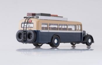 CITROEN T45 France (1934), beige / dark blue